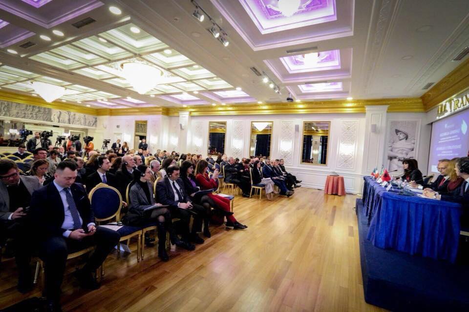Assemblea Confindustria Albania, 27 marzo 2018